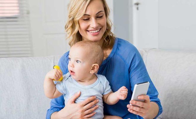 мобильные приложения для мам