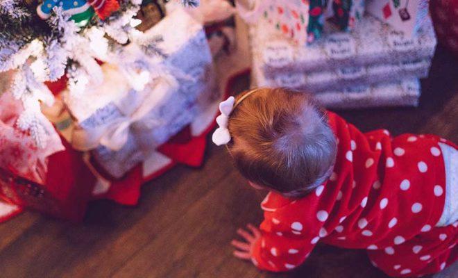 как встретить Новый год с ребенком