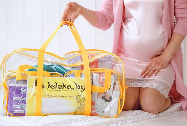 список для сумки в роддом