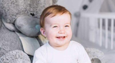 первые зубки у деток