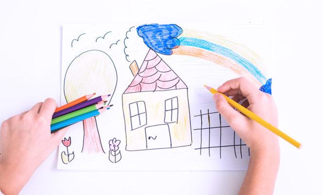 как обезопасить дом для ребенка