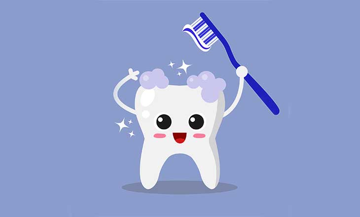 как чистить зубки младенцу