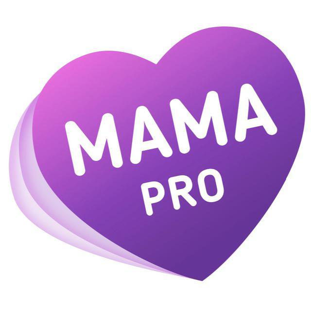 лого Мама Про
